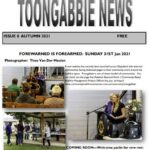 Autumn 2021 Toongabbie News now available
