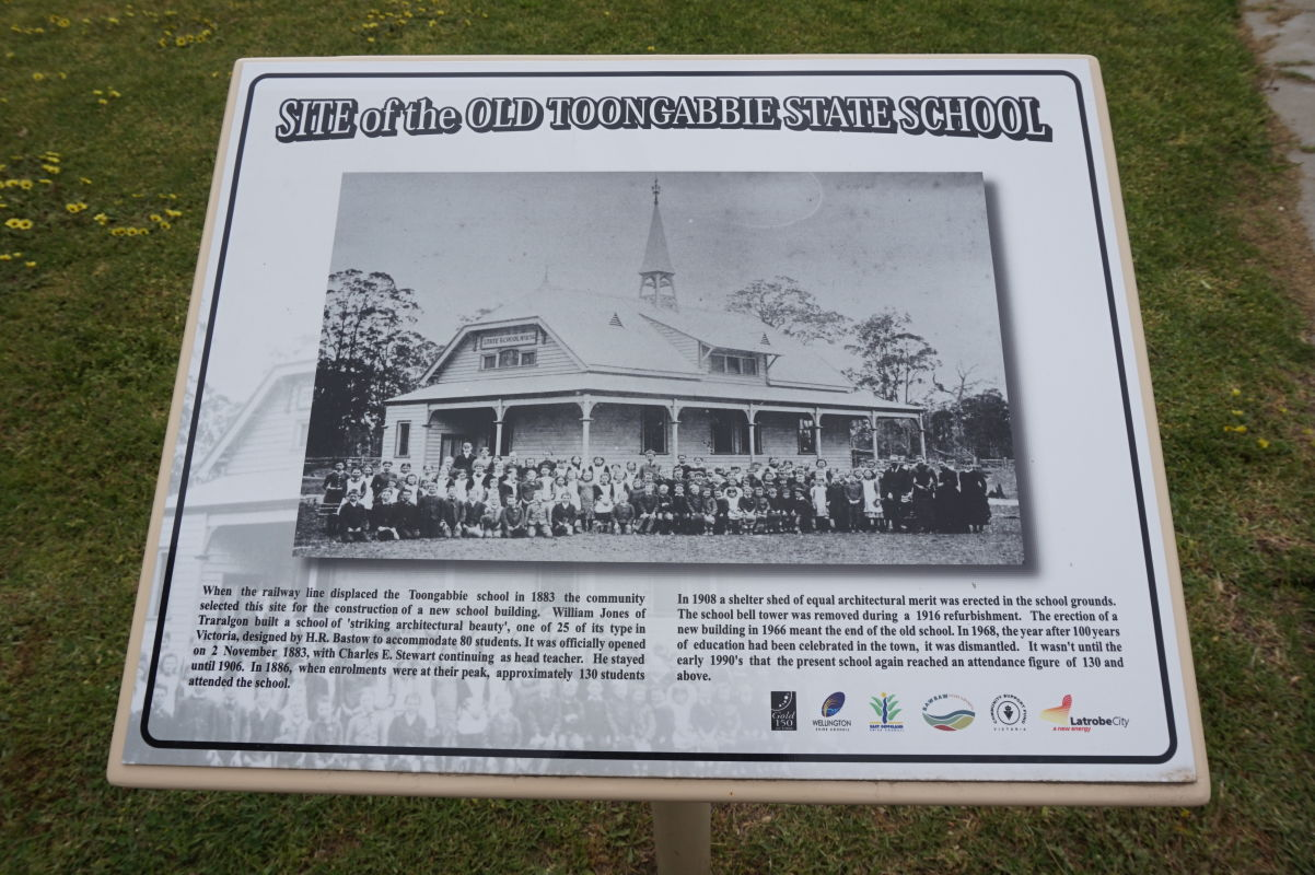 You are currently viewing Toongabbie Primary School History