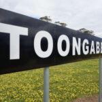 The Naming of Toongabbie
