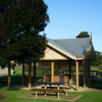 Repainting of the BBQ Area and Improvements to Village Green 2019